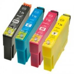 Kompatible Tinte zu Epson 29 XL schwarz