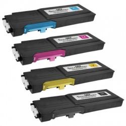 ezPrint D266C, ersetzt Dell C2660, C2665 Toner