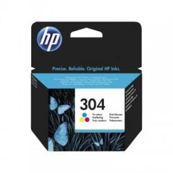HP 304 Druckkopf mit Tinte farbig (N9K05AE)