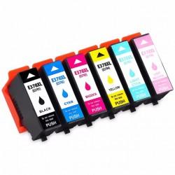 Kompatible Tinte zu Epson 378 XL magenta hell
