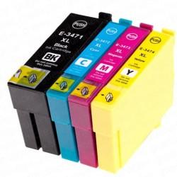 Kompatible Tinte zu Epson 34 XL schwarz