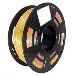 PLA Filament 750g 1.75mm multicolor