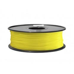 3D Filament 1,75 mm PETG gelb 800g