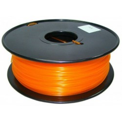 3D Filament 1,75 mm PLA TRANS orange 1000g