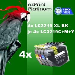 16x XXL Patronen f. Brother MFC -J5330DW MFC- J5335DW MFC-J5930 LC3219 Multipack