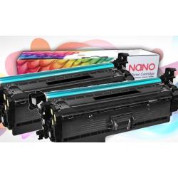 nano CC530A / CE410X / CF380X kompatibler Toner Doppelpack