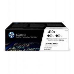 HP Toner 410X schwarz hohe Kapazität, 2er-Pack (CF410XD)