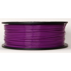 3D filament 1,75 mm TPU+TPE rubber gummi purpur 1000g