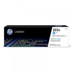 HP Toner 203X cyan hohe Kapazität (CF541X)