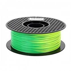 3D Filament 1,75 mm Tempshift grün zu gelbgrün 1000g