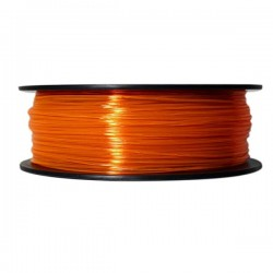 3D Filament 1,75 mm PLA FLUORES orange 1000g 1kg