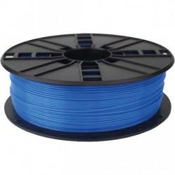 3D filament 1,75 mm PC FLUORES blau 1000g 1kg
