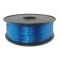 3D filament 1,75 mm PC blau 1000g 1kg