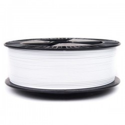 3D Filament 1,75 mm Light Change weiß - lila 1000g 1kg
