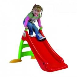 Rutsche Kinderrutsche 120cm Rutschbahn rot
