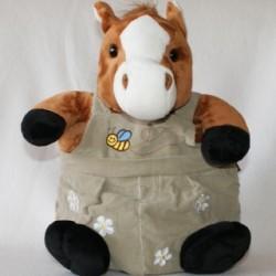 Plüschrucksack Pony 40cm