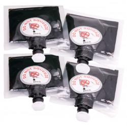 ezPrint 4x 12ml schwarze Tinte für Refill-Station PG-40 PG-50