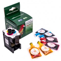 ezPrint Refill-Station HP 300,301,302,304,901 + 3x 8ml farbige Tinte