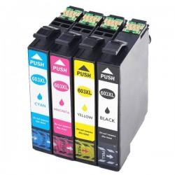 Kompatible Tinte zu Epson 603XL gelb