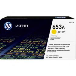 HP Toner 653A gelb (CF322A)