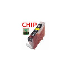 CLI-8Y mit Chip kompatible Patrone